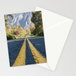 To the Mountains! Stationery Cards