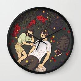 Can I Call You Haru? Wall Clock