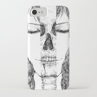 sleeping beauty iPhone & iPod Cases featuring sleeping beauty by Sheryn Ng (rynisyou)