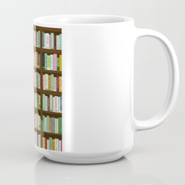 When in doubt, go to the library Coffee Mug