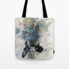 i am kind of normal Tote Bag