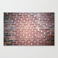 brick Canvas Print