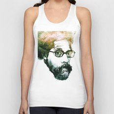 Dr. Cornel Ronald West (born June 2, 1953) Unisex Tank Top