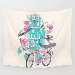 Summer Wall Tapestry