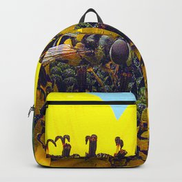 Breakfast for a Bee Backpack