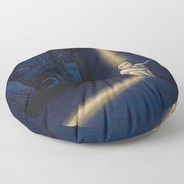 Dark Side Of Me Floor Pillow