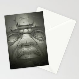 Olmeca I. Stationery Cards