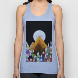 Big Night Unisex Tank Top