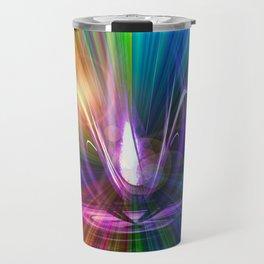 Magical light and energy 2 Travel Mug