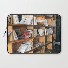 Albums On The Shelf Laptop Sleeve