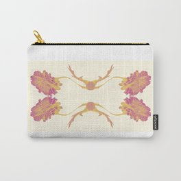 Flowers & Thorns Carry-All Pouch