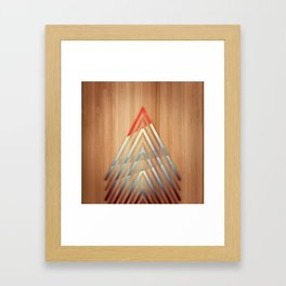 Session 13: XL Framed Art Print