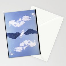 Landscapes c14 (35mm Double Exposure) Stationery Cards