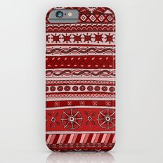 Yzor pattern 005 red Slim Case iPhone 6s