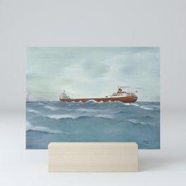 Edmond Fitzgerald Mini Art Print