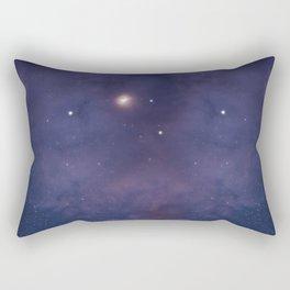 Big Bend nights Rectangular Pillow