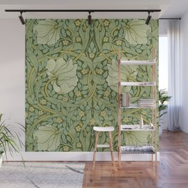 "William Morris ""Pimpernel"" 1. Wall Mural"