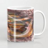 lantern Mugs featuring Lantern by John Hansen