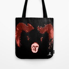 Aries - Fire of the Ram Tote Bag