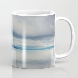 reflections in the water ...  Coffee Mug