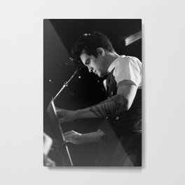 Brendon Urie @ The Sound Academy (Toronto, ON) Metal Print