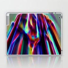 Neon mountain Laptop & iPad Skin