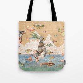 Sea dream Tote Bag