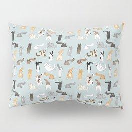 Cat Butts Pillow Sham