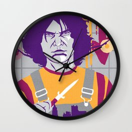 THE WARRIORS :: THE PUNKS Wall Clock