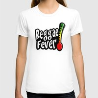 reggae T-shirts featuring Reggae Fever by Marvin Porcher
