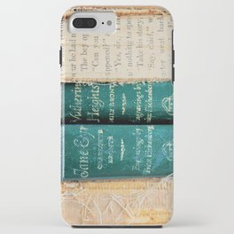Jane Eyre / Wuthering Heights iPhone Case