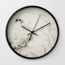 When You're Small Wall Clock