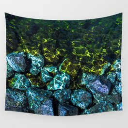Water Stoppers Wall Tapestry