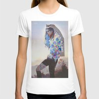 wanderlust T-shirts featuring Wanderlust by Jenessa Peterson