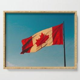 Canada 09 Serving Tray