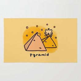 Pyramid Rug