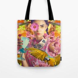 EXOTIC NYMPH Tote Bag