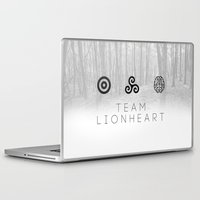 teen wolf Laptop & iPad Skins featuring Teen Wolf by Ana Sánchez
