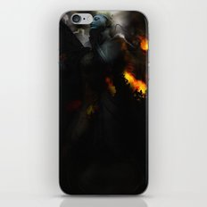 Chaos Angel iPhone & iPod Skin