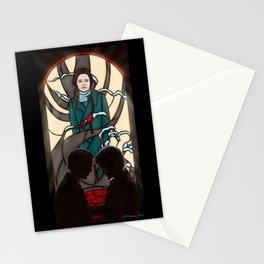 Confutatis Stationery Cards