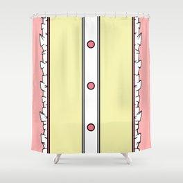 Madoka Kaname Magical Girl Dress Shower Curtain