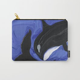 Orca's Graduation Carry-All Pouch