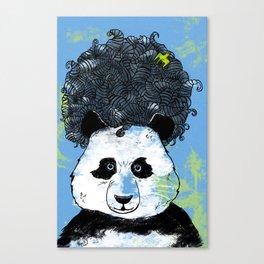 Mad Panda Canvas Print