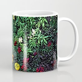 A Moment of Flowers in Estes Park Coffee Mug