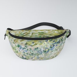 River Bank in Springtime Fanny Pack