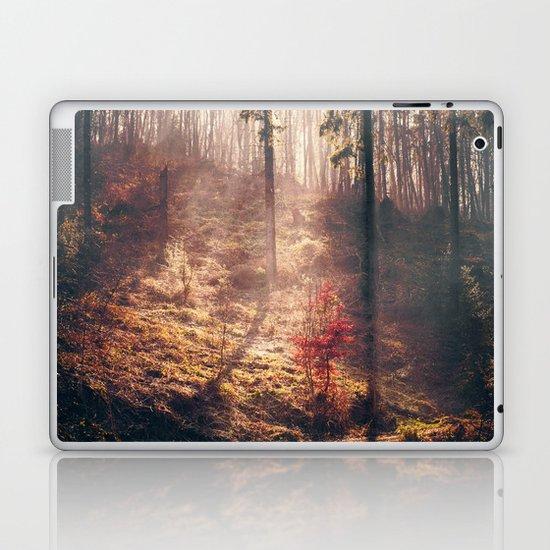 Little Red Tree Laptop & iPad Skin