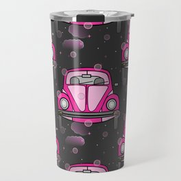 Pink And Perky Travel Mug