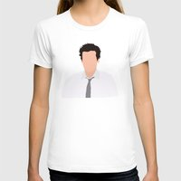 himym T-shirts featuring Ted Mosby from HIMYM by Rosaura Grant