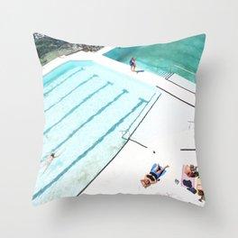 All Angles Throw Pillow