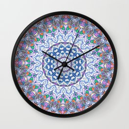 Everything's Cool Wall Clock